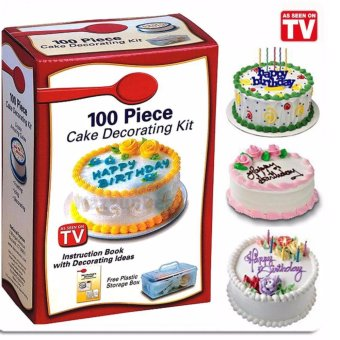 MG Cake Decorating 100-piece