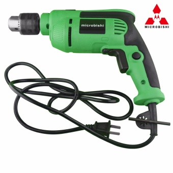 Microbishi Japan Impact Drill Heavy Duty MID-18SET Tool Set #29885(green)