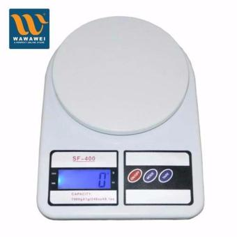 Microbishi SF-400 Convenient Precision Electronic Kitchen Scale
