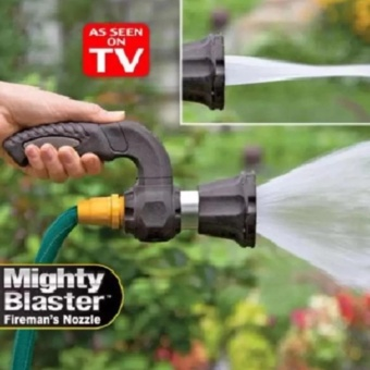 Mighty Blaster Firemen's Hose Nozzle As Seen On TV - intl Price Philippines