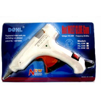 Mini 20W Professional Handy High Temp Heater Hot Melt Glue Gun