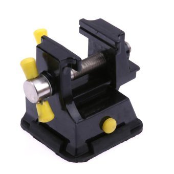 Mini DIY Metal Home Table Bench Vise Press Clamp - intl