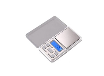 Mini Electronic Digital Jewelry Weighing Scale (Silver) Price Philippines