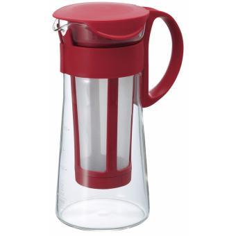 Mizudashi Cold Brew Coffee Pot Mini Red 700ml - 2