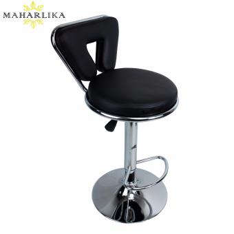 MK Adjustable height HIGH Quality and Very Durable Bar Stool Highchair BLACK