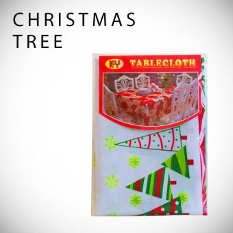 MMC Design Christmas Tablecloth Table Covers Decoration (Christmastree)
