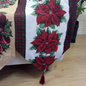 Modern Christmas decoration table tablecloth Fabric