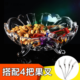 Modern Jianyue living room European-style fruit bowl water fruit bowl