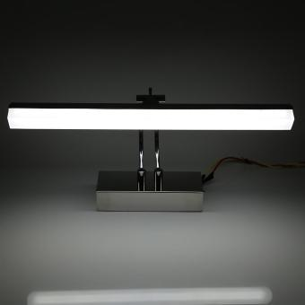 Modern Style LED Mirror Light Bathroom Lights Lamp Makeup WallLighting- Pure White 6000-6500k - intl Price Philippines