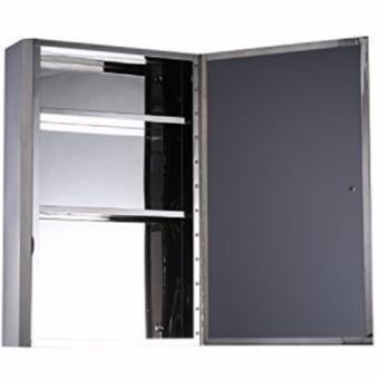 Monarch Bathroom Mirror Cabinet 363 - 4