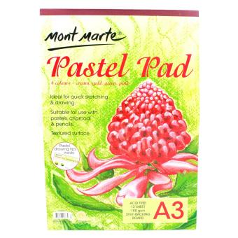 Mont Marte Pastel Pad A3 Price Philippines