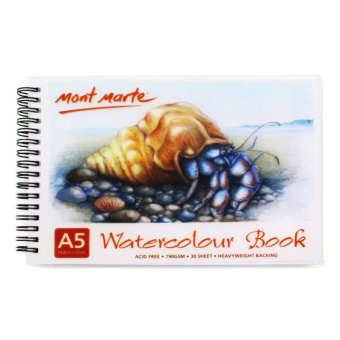 Mont Marte Watercolor Book (A5) Price Philippines