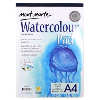 Mont Marte Watercolor Pad (A4) Price Philippines