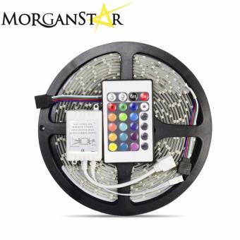 MorganStar SMD 3528 5 meters 5V RGB LED Strip