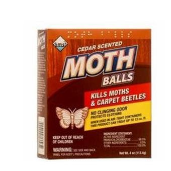 Moth Balls Kills moths & Carpet Beetles Cedar Scented