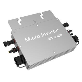 MPPT 600W Waterproof Grid Tie Micro Inverter DC22-50V to AC180-260VPure Sine Wave Solar Inverter With 433MHz Wireless Communication -intl - 4