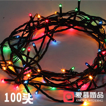 Multi-color LED lights Christmas tree lights