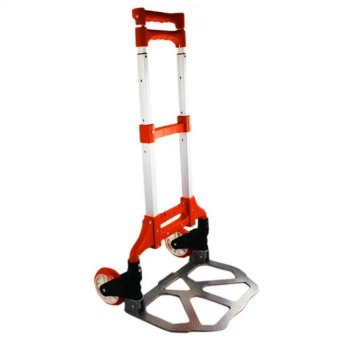 Multi Functional Folding Trolley (Red)