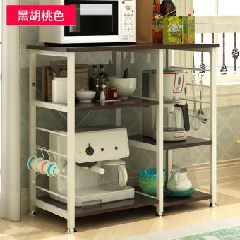 Multi-functional kitchen electrical storage rack kitchen shelf