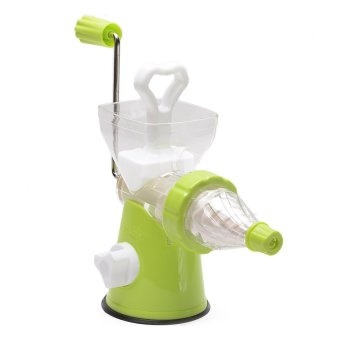 Multifunctional Hand Juicer (Green) Price Philippines