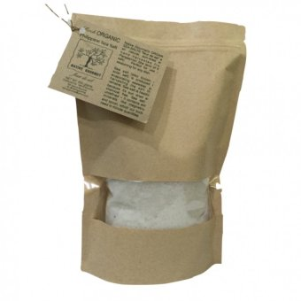 Native Gourmet Organic Rock Sea Salt Eco-Pack 500g