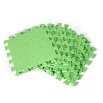 New 9pcs EVA Foam Floor Mat Exercise Gym Kids Playground Interlocking Soft Tiles Price Philippines