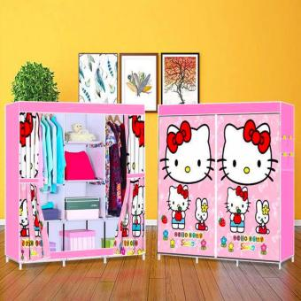 New Designs Multifunctional Wardrobe Storage Cabinet- Style 5