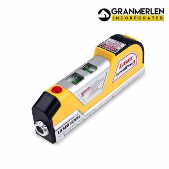 New Laser Level Pro 3 with Tape Measure Perfect Construction Buddy