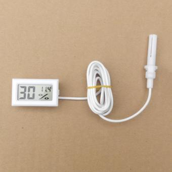 New Mini Digital LCD Thermometer Hygrometer Humidity Temperature Meter Indoor - intl