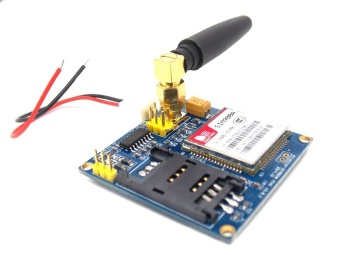 New SIM900A V4.0 Kit Wireless Extension Module GSM GPRS Board Antenna Tested Worldwide Store - intl