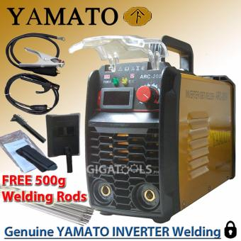 New Yamato Digital Inverter IGBT Arc Welding Machine 200A New Edition