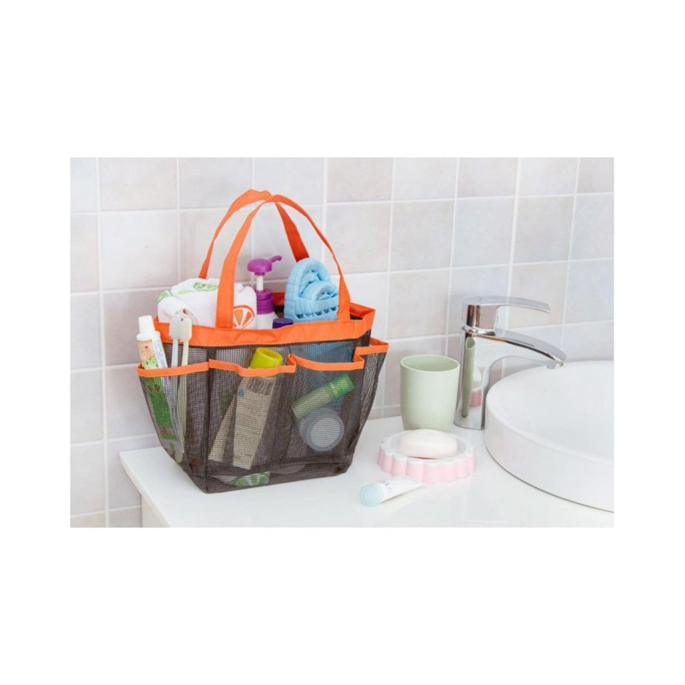 Philippines | Newest Hot Products 8 Pocket Shower Caddy Mesh ...