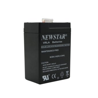 Newstar Sealed Lead Acid Battery 6V4.5Ah NCB4.5-6