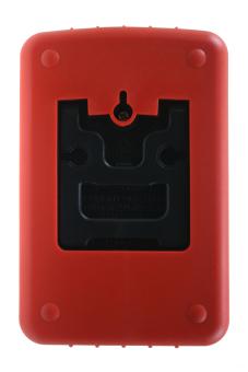 Newstar UT-380TRH Professional Analog Multimeter (Red) - 2
