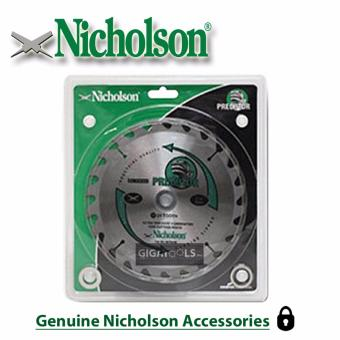 "Nicholson 7-1/4"" 24 teeth Circular Saw Blade 7x24T Price Philippines"