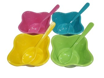 Nippon Ware S1565 Sorbetes Accessories 8-piece Set (Multicolor) Price Philippines