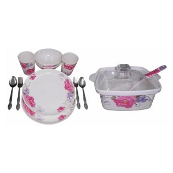Nippon Ware S1575 + CQ7 in Playful Twirl Design Price Philippines