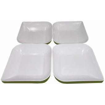 NipponWare 4pc 6'' Deep Plate (Waterdrops Series) Price Philippines