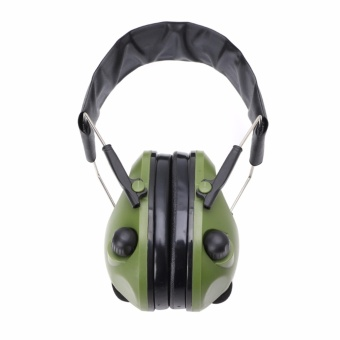 Noise Canceling Electronic Ear Muffs Protection Shooting Hunting Sport Tactical - intl - 5