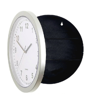 Novelty Wall Clock Diversion Safe Secret Stash Money Cash JewelrySecurity Lock Box Price Philippines