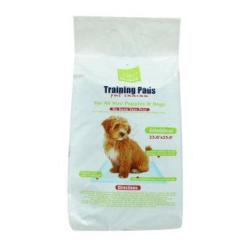 Nunbell Training Pads 60x60cm for Puppies and Dogs