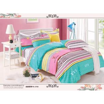O -PH Good Quality BedSheet Cotton Classic Design BS-14
