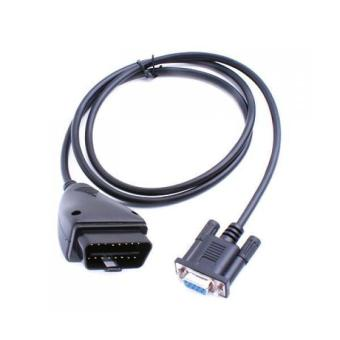 OBD2 16Pin to DB9 Serial Port Adapter Cable