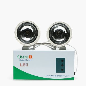 Omni AEL-3038 Automatic Rechargeable Emergency Light