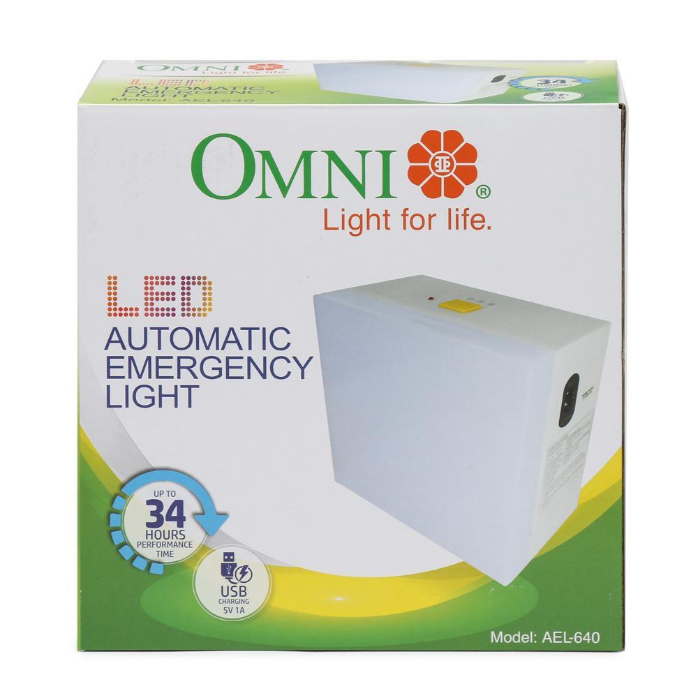 Omni Led Automatic Emergency Light Philippines