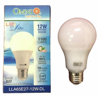 Omni led bulb lite 12w daylight E27