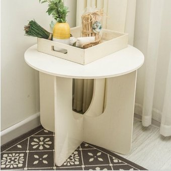 One Piece European Style Mini Creative Home Coffee Table Stool - intl