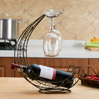 onlycook Sea Rover-style Red Wine Rack