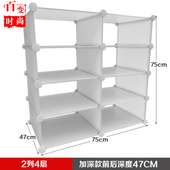 Organizing partition points shelf wardrobe