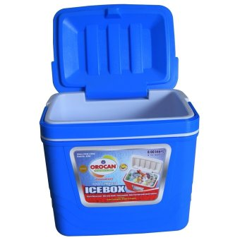 Orocan 9208 Ice Cooler 8 Liters Box (Blue)